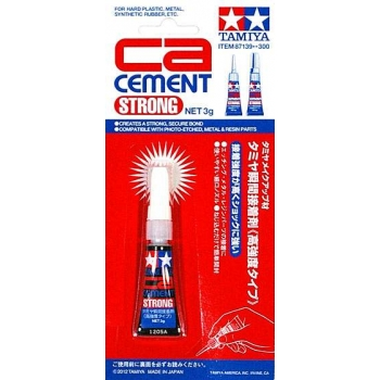 Tamiya CA Cement (Strong)