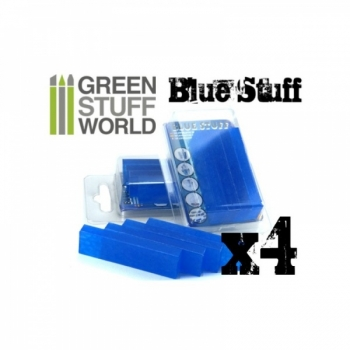 Blue stuff vormimaterjal (4 riba)