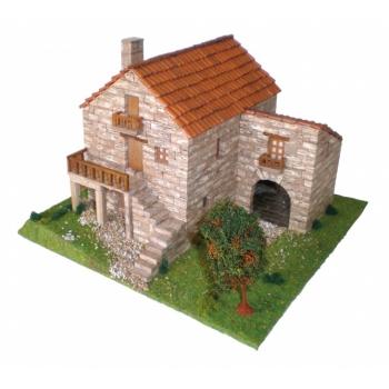 Traditsiooniline Galiciani maja 1/87 CUIT
