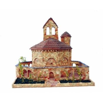 Santa Maria de Eunate kirik 1/80 CUIT