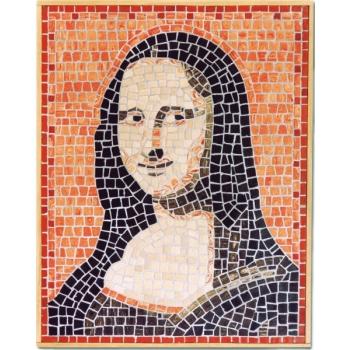 Mosaiik Mona Lisa