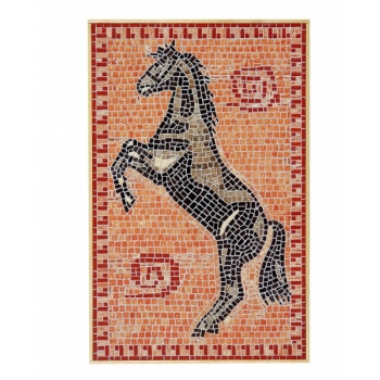 Mosaiik hobune
