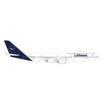1/200 Lufthansa Boeing 747-8 Intercontinental - new 2018 colors