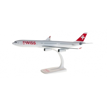 1/200  Swiss International Air Lines Airbus A340-300 Snap-Fit