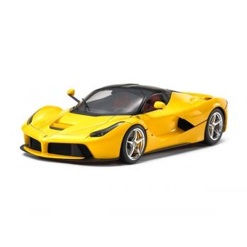 1/24 TAMIYA LaFerrari Yellow Version