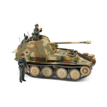 1/35 TAMIYA Marder III German Tank Destroyer