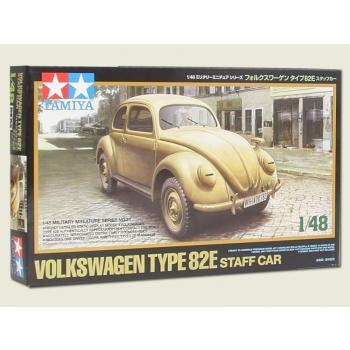 1/48 TAMIYA Volkswagen Type 82E