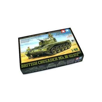 1/48 TAMIYA Crusader III AA tank