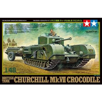 1/48 TAMIYA British Tank Churchill Mk.VI