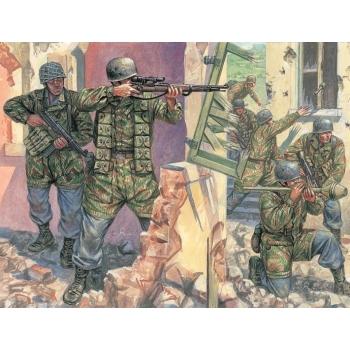 1/72 ITALERI WWII- GERMAN PARATROOPERS