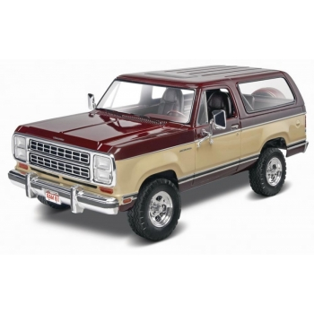 1/24 REVELL 1980 Dodge Ramcharger