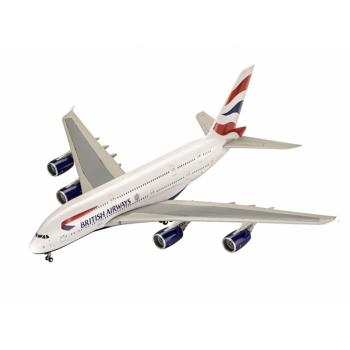1/144 REVELL A380-800 British Airways