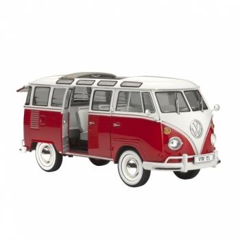 1/24 REVELL VW T1 Samba Bus