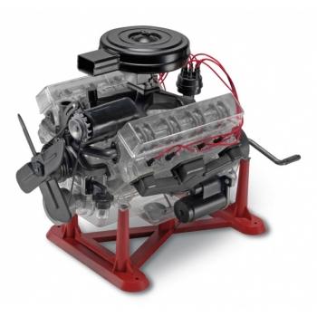 REVELL V8 Mootori makett