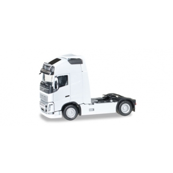 1/87 HERPA Volvo FH 16 Gl. XL rigid tractorwith two head lights, white