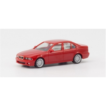 1/87 HERPA BMW M5 E39 Punane
