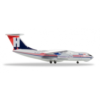 1/500 HeavyLift Cargo Airlines Ilyushin IL-76