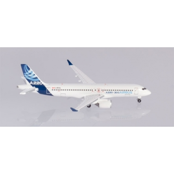 1/500 HERPA Airbus Airbus A220-300