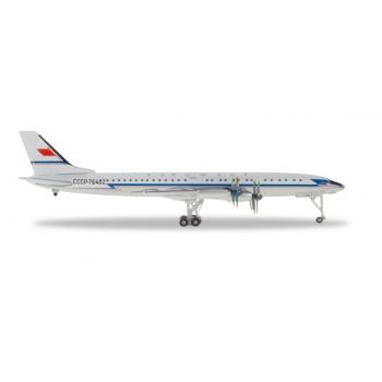 1/500 Aeroflot Tupolev TU-114