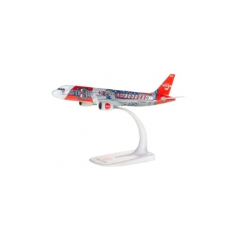 "1/200 Thai Air Asia Airbus A320 ""Amazing Thailand"" Snap-Fit"