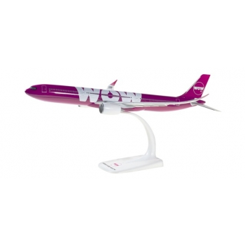 1/200 Wow Air Airbus A330-900neo Snap-Fit
