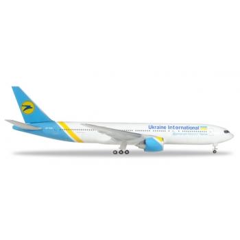 1/500 Ukraine International Airlines Boeing 777-200 - UR-GOA