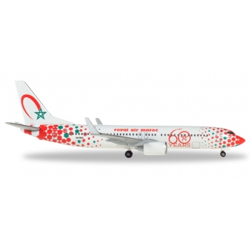 "1/500 Royal Air Maroc Boeing 737-800 ""60th anniversary"" - CN-RGV"