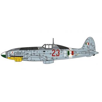 1/72  Macchi C-205 Veltro - 1L.Gorrini, 1 Squadriglia, 1 Gruppo Caccia, 1944 Oxford Aviation