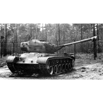 1/72 TRUMPETER US M26A1 Pershing