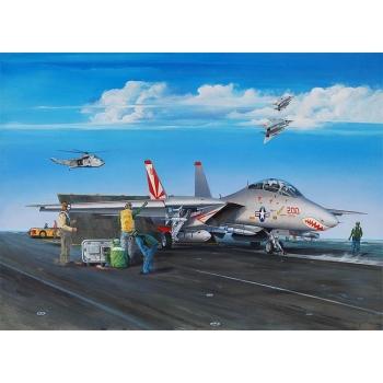 1/32 TRUMPETER F14A Tomcat Standard