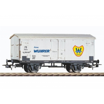 """1/87 H0 Külmutusvagun """"Wührer"""" FS III"""