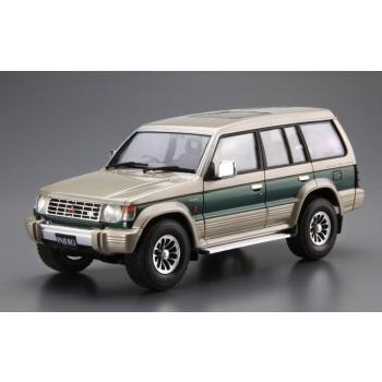 1/24 AOSHIMA Mitsubishi V43W Pajero Super Exceed 1991