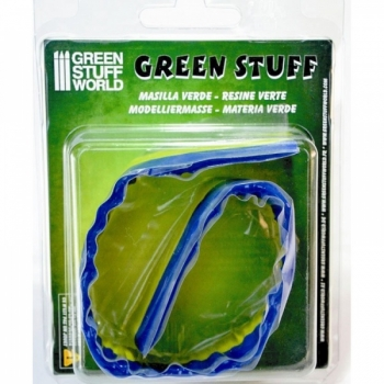 Green Stuff 2-komponente modelleerimismass 30cm
