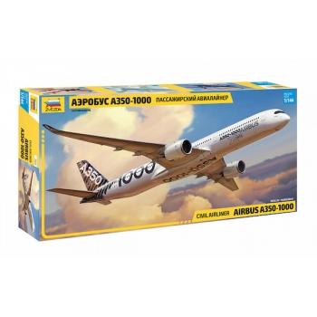 1/144 ZVEZDA AIRBUS A350-1000