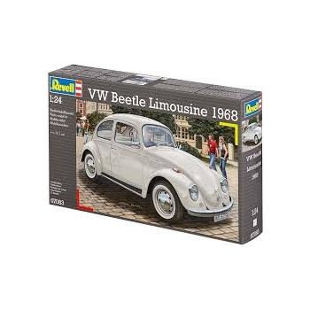 1/24 REVELL VW Beetle 1968