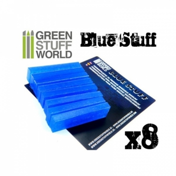 Blue stuff vormimaterjal (8 riba)