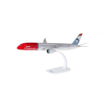 """1/200 Norwegian Boeing 787-9 Dreamliner """"Freddie Mercury"""" Snap-Fit"""