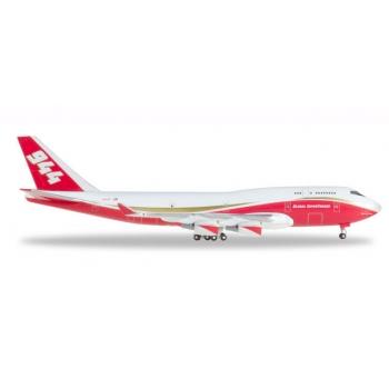 1/500 Global Supertanker Services Boeing 747-400 Supertanker