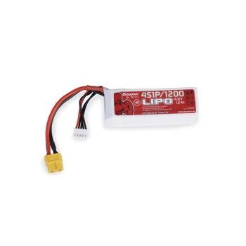 Graupner LiPo 4/1200 14,8 V 70C XT60