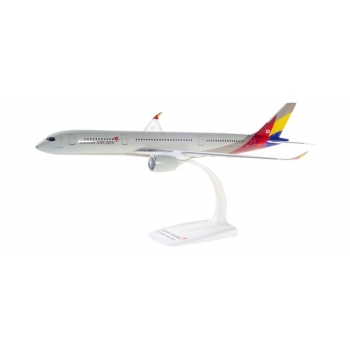 1/200 Asiana Airbus A350-900 XWB - HL8078 Snap-Fit