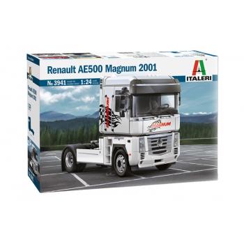 1/24 ITALERI RENAULT AE500 MAGNUM - 2001