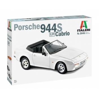 1/24 ITALERI PORSCHE 944 S Cabrio