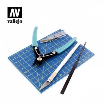 Vallejo tööriistad