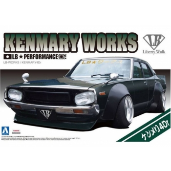 1/24 AOSHIMA LB Works Ken Mary 4 Door