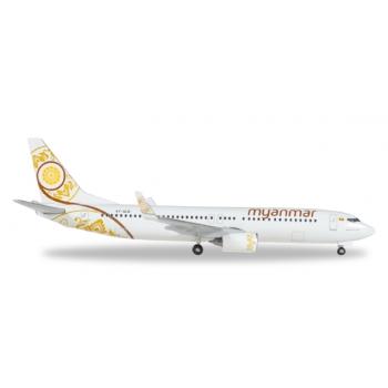 1/500 Myanmar National Airlines Boeing 737-800 - XY-ALB