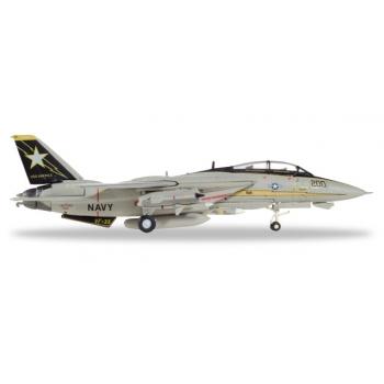 "1/200 Grumman F-14A Tomcat - VF-33 ""Starfighters"", U.S.S. America - Gulf of Sidra March 1986 - 200 / 161142"