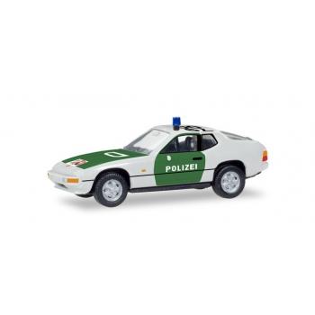 """1/87 Herpa Porsche 924 """"North Rhine Westphalia Police department"""""""