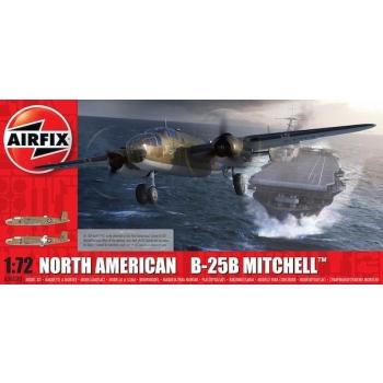 1/72 Airfix North American B25B Mitchell