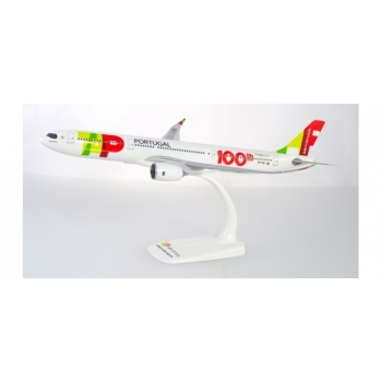"""1/200 TAP Air Portugal Airbus A330-900 neo """"100th Aircraft"""" Snap-Fit"""