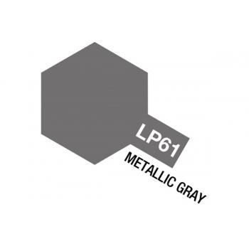 Tamiya värv LP-61 metallik hall